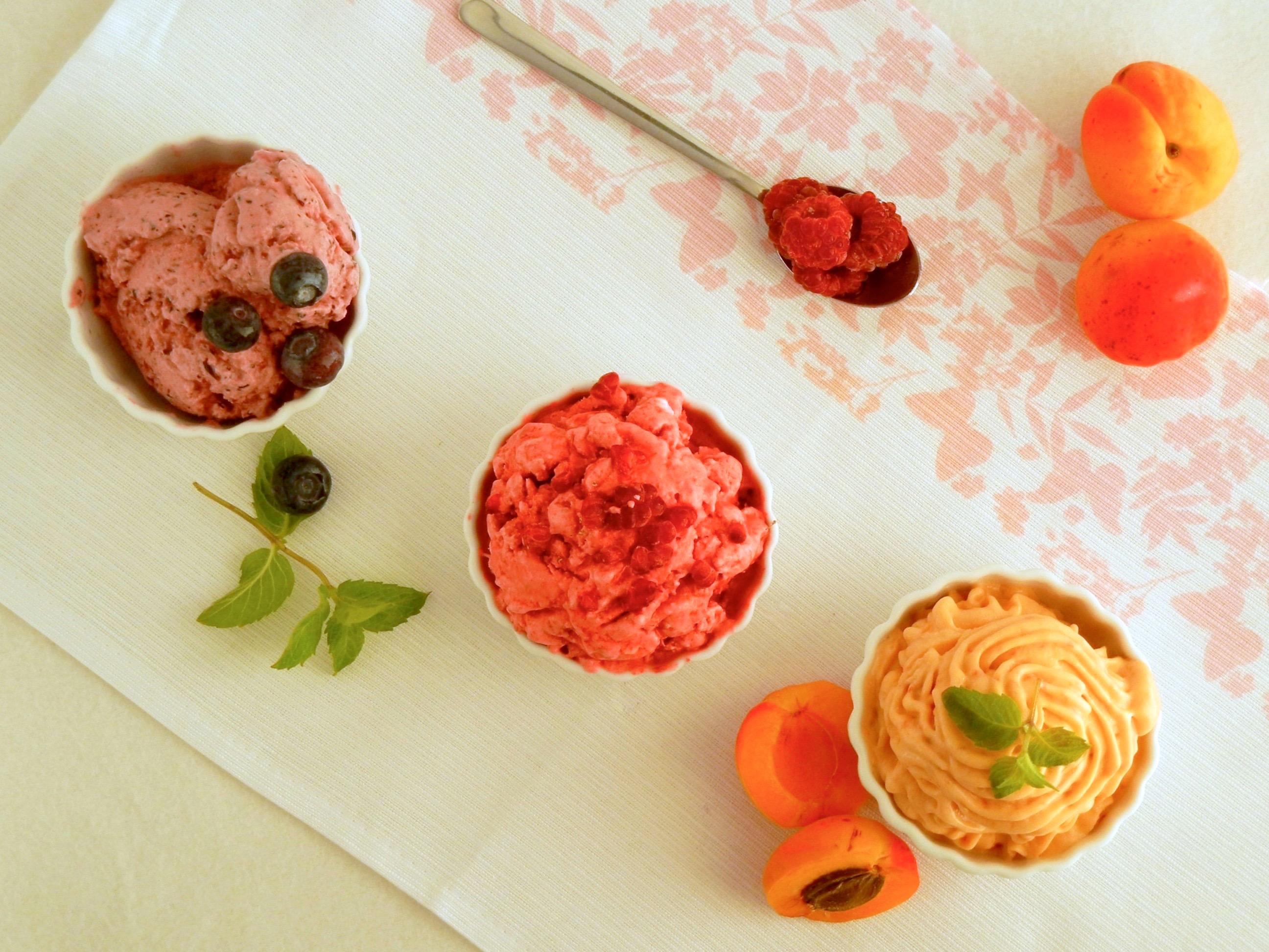 Zdravá ovocná zmrzlina za 5 minút