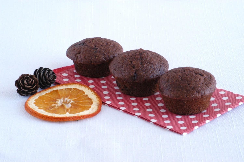 Čokoládové mini muffiny