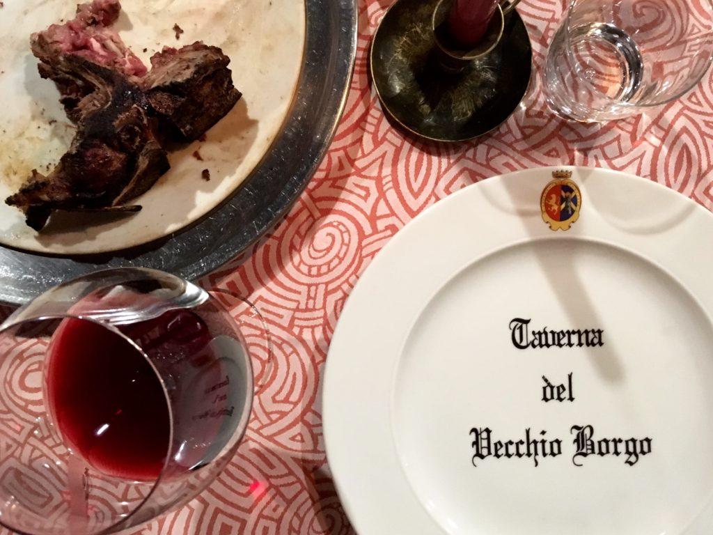 Bistecca ala fiorentina