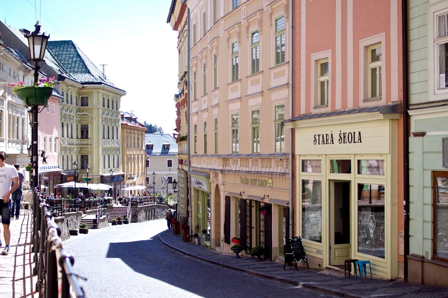 Tip na výlet – Banská Štiavnica