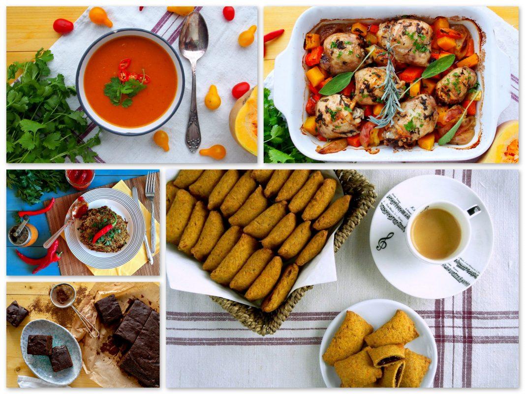 Jeseň a recepty z tekvice