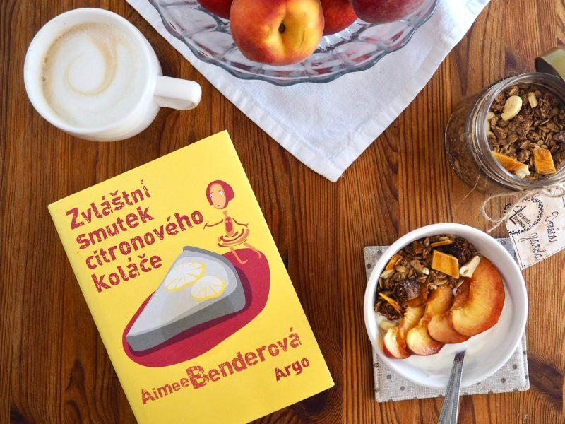 Moje knižné tipy nielen o jedle…