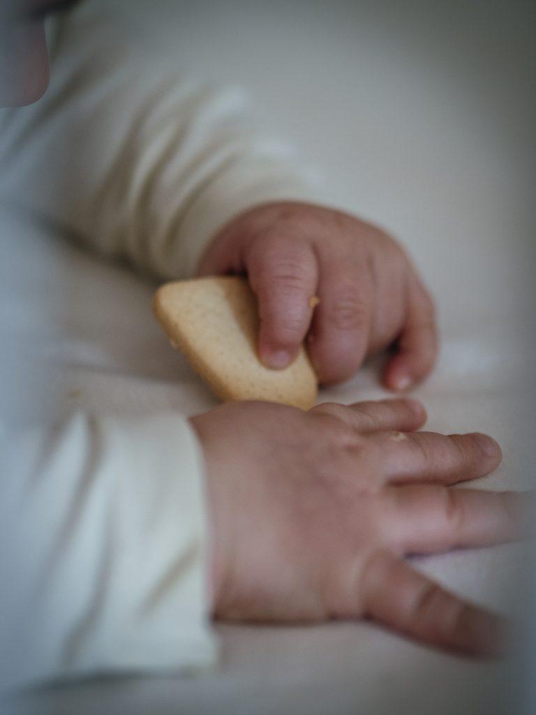 sušienka detské rúčky