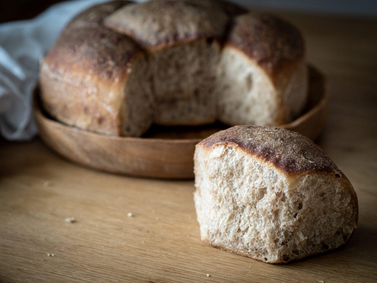 kúsok chleba